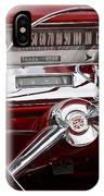 1957 Dash IPhone Case