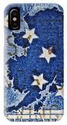 1959 Alaska Statehood Stamp IPhone Case