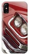 1959 Chrysler 300 Headlight IPhone Case