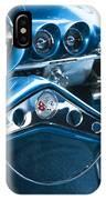 1960 Chevrolet Impala Steering Wheel IPhone Case