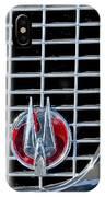 1960 Studebaker Hawk Coupe Emblem IPhone Case