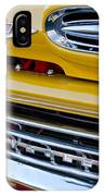 1961 Chevrolet Front End IPhone Case
