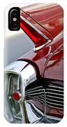 1962 Cadillac Eldorado Taillight IPhone Case