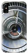 1964 Ford Thunderbird Wheel Rim IPhone Case