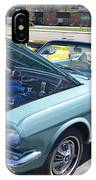 1965 Mustang Convertible IPhone Case