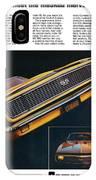 1967 Camaro Ss IPhone Case