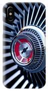 1967 Chevrolet Corvette Wheel IPhone Case