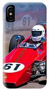 1969 Lotus 61 Formula Ford IPhone Case
