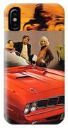 1971 Plymouth Barracuda IPhone Case