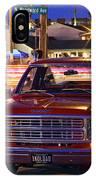 1979 Dodge Li'l Red Express Truck IPhone Case