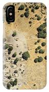 A Village On The Shores Of Lake Chad IPhone Case