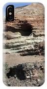 Abandoned Manganese Mine At Cape Vani IPhone Case