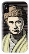 Aristotle, Ancient Greek Philosopher IPhone Case