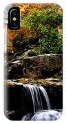 Babcock State Park IPhone Case