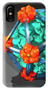 Bacteriophage Alpha 3, Artwork IPhone Case