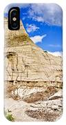 Badlands In Alberta IPhone Case