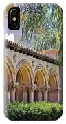 Balboa Park Arches IPhone Case