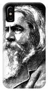 Benjamin Peirce, American Mathematician IPhone Case