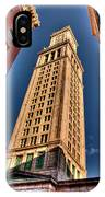 Boston Custom House IPhone Case