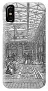 Brighton Aquarium, 1872 IPhone Case