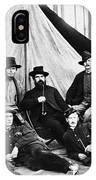 Civil War: Soldiers IPhone Case