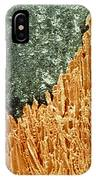 Coloured Sem Of A Sharpened Pencil IPhone Case
