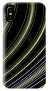 Curve Art IPhone Case