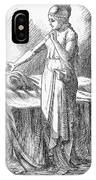 Death Of Lincoln, 1865 IPhone Case