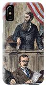 Electoral Commission, 1877 IPhone Case