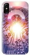 Electronic World, Artwork IPhone Case