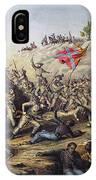 Fort Pillow Massacre, 1864 IPhone Case