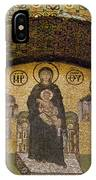 Hagia Sophia: Mosaic IPhone Case