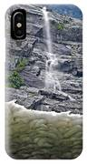Ice Caves IPhone Case
