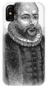 Jacobus Arminius (1560-1609) IPhone Case