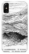 Johnstown Flood, 1889 IPhone Case