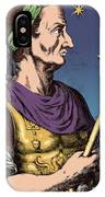 Julius Caesar, Roman General IPhone Case