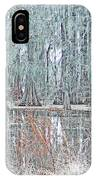 Lake Martin Swamp IPhone Case