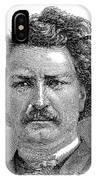 Louis Riel (1844-1885) IPhone Case