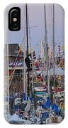 Mackinac Race IPhone Case