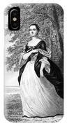 Martha Washington IPhone Case