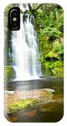 Mclean Falls In The Catlins  IPhone Case