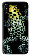 Mimic Poison Frog IPhone Case