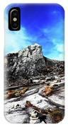Mount Kinabalu IPhone Case