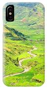 Mountain River IPhone Case