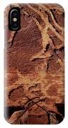 Natural Carvings IPhone Case