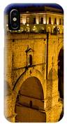 New Bridge In Ronda IPhone Case