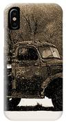 New Mexico Winter IPhone Case