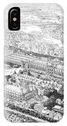 Paris Exposition, 1889 IPhone Case