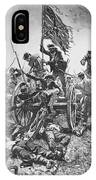 Picketts Charge, 1863 IPhone Case