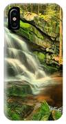 Pool In The Forest IPhone Case
